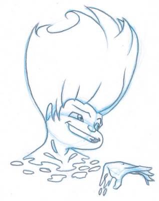 Glamour Head and Hair