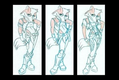 Krystal costumes 2