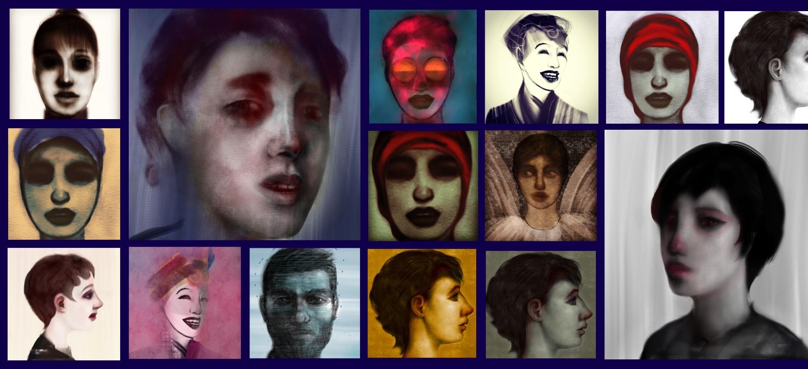 Digital artwork by Mike Chambers