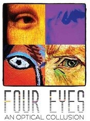 Four Eyes, an optical collusion exhibition, Treasure Valley Artists Alliance