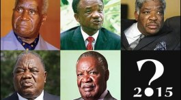 Zambian Presidents 2015