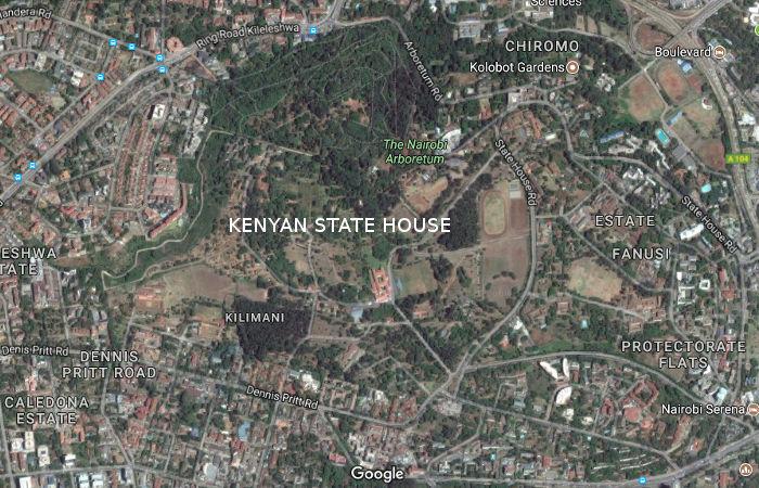 Kenyan State House