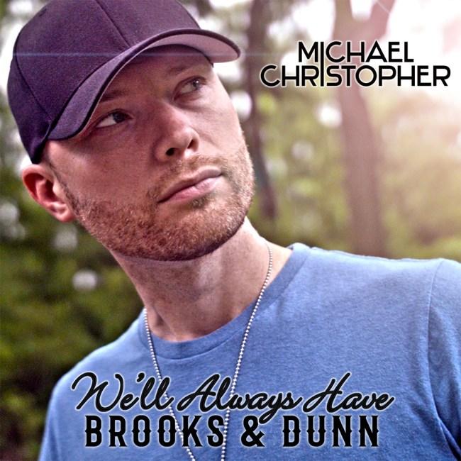 """Brooks & Dunn"" by Michael Christopher"