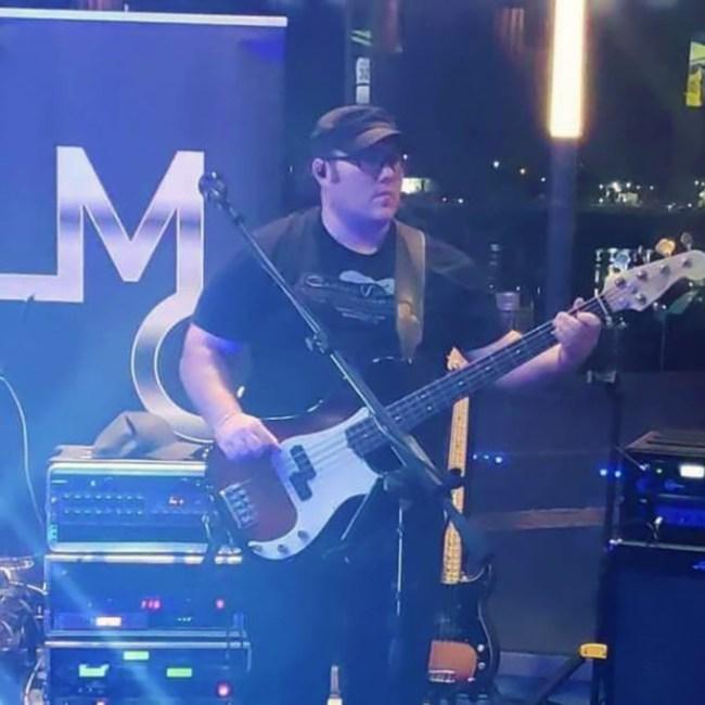 Michael Bess - bass guitar/backing vocals