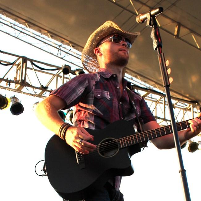 Michael Christopher - lead vocals/acoustic guitar