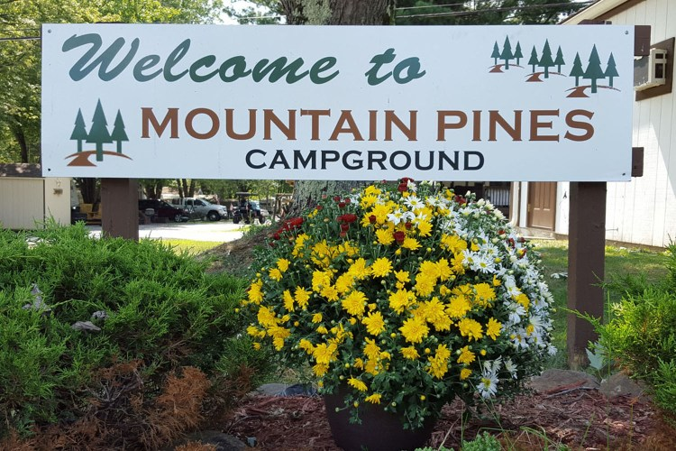Mountain Pines Campground