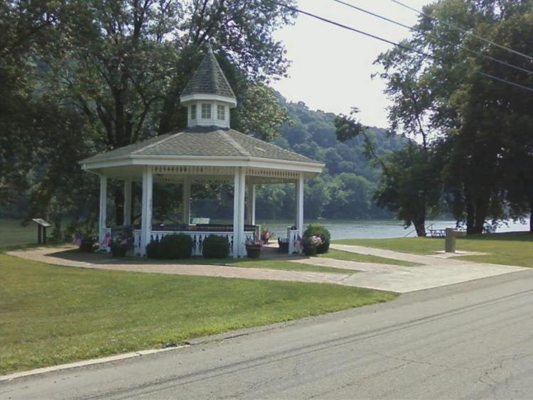 Freeport, PA Gazebo