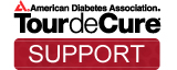 Support me in my ride to beat diabetes in the 2015 TdC here!
