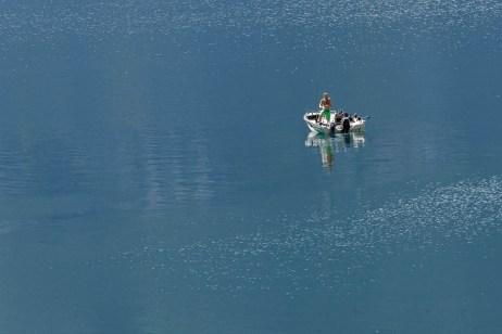 Fishing; Outdoor Yoga
