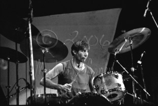 Charlie Watts, without whom, there would be no rock *and* roll in the band