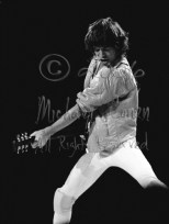 Mick Jagger swings the SG [The Rolling Stones - Rupp Arena, Lexington Ky 12-11-81]