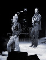 Michael Conen - Roger Daltry & John Entwhistle stage right angle 2b [The Who - Rupp Arena, Lexington Ky 7-11-80]