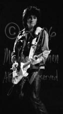Ron Wood & Tele 3 [The Rolling Stones - Rupp Arena, Lexington Ky 12-11-81]