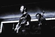 Michael Conen - Richard Thompson and Pete Zorn eyes closed hori