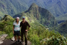 Mount Machu Picchu