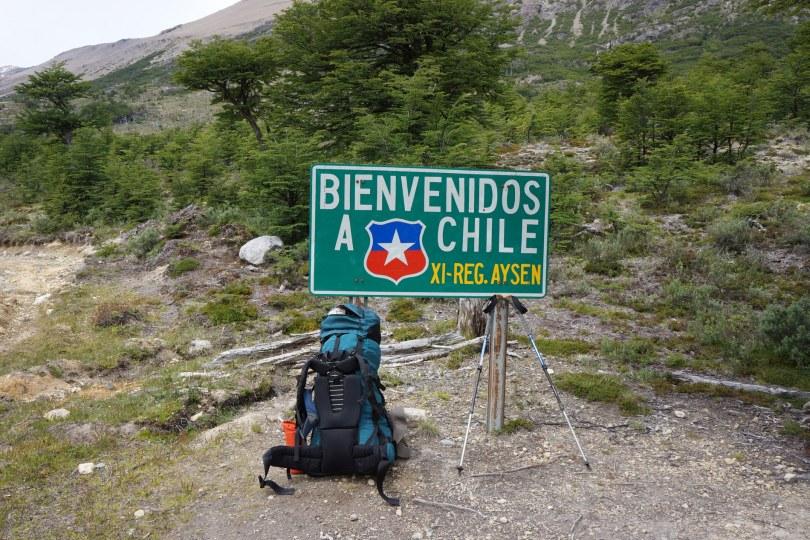 Argentine - Chilean Border