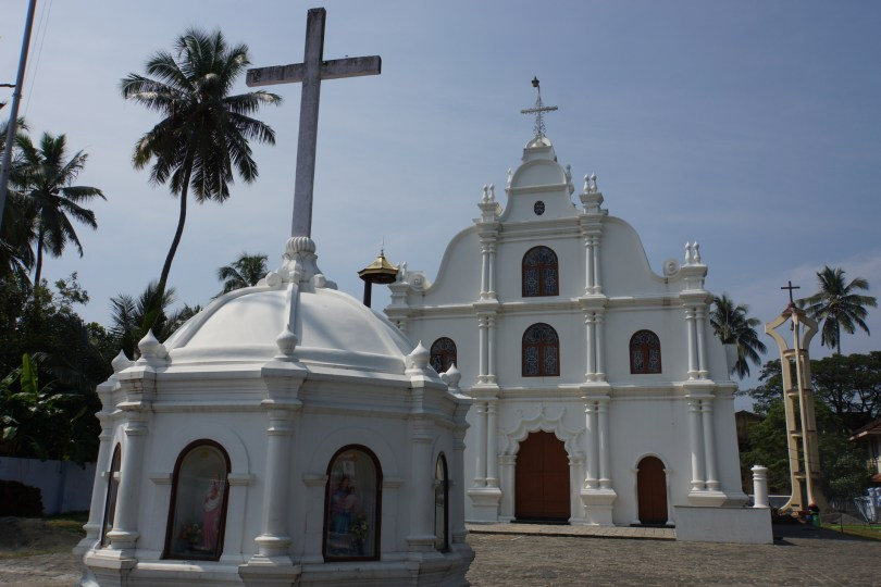 Fort Kochi (Cochin) Church
