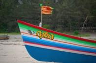 Alleppey Fishing Boat