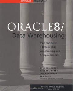 Oracle 8i DW