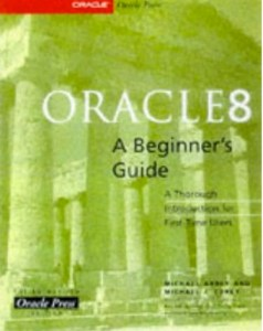 Oracle8 A Beginners Guide