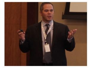 Andy Schroepfer Hosting Customer Summit