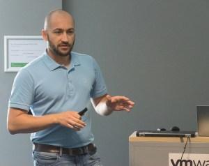 Valentin Bondzio VMware