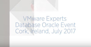 VMware Experts Program Cork Ireland