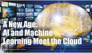 AI and Machine Learning meet the cloud
