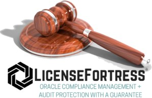 LicenseFortress Legal Edition Now Available for Oracle