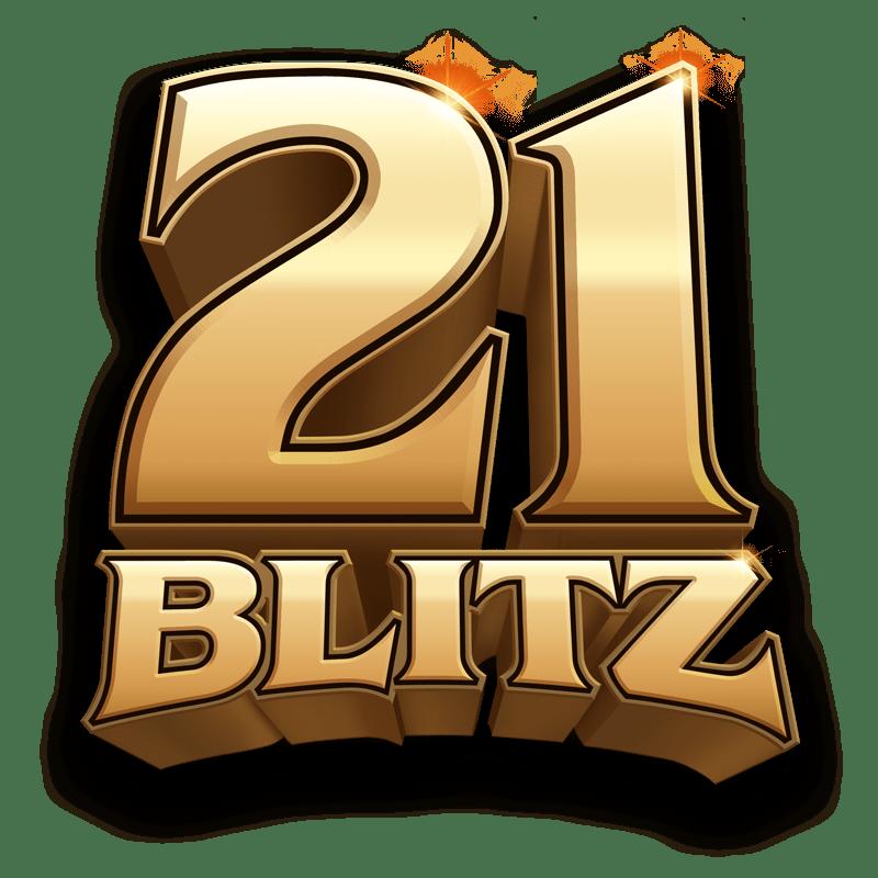 21 Blitz logo