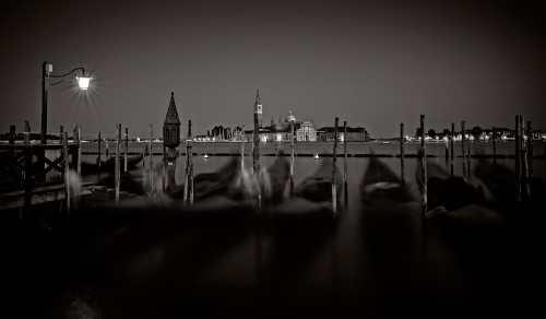 Venice Italy Limited Edition Photography Michael David Adams Photographer Gondola