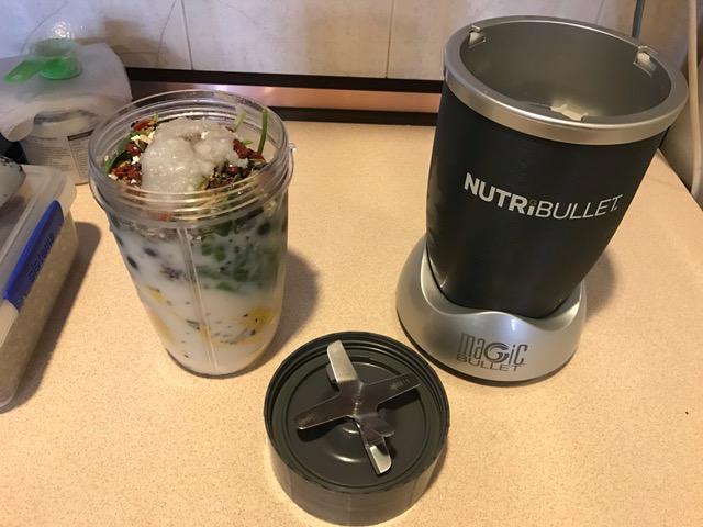 Nutribullet – my favourite kitchen gadget
