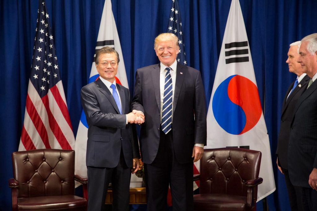 Trump - Moon Picture