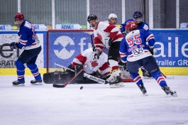 Sportsevents-Ishockey-Rungsted-Canada