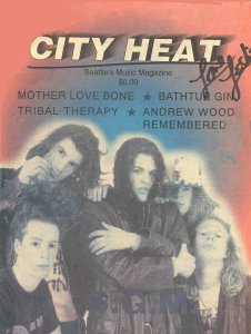 April 1990 City Heat Cover