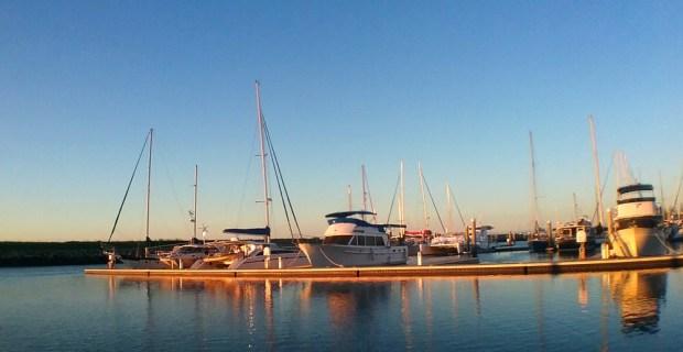 Scarborough Marina, Redciffe