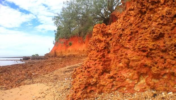 Cliffs of Redcliffe Queensland, Moreton Bay