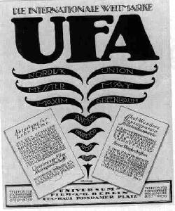 UFA advertisement