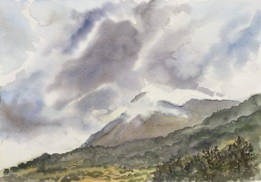 Monte San Calogero, June 22nd, 2017, PRIVATE COLLECTION