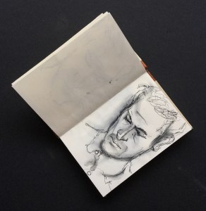 Sketchbook, Andreas, 1991