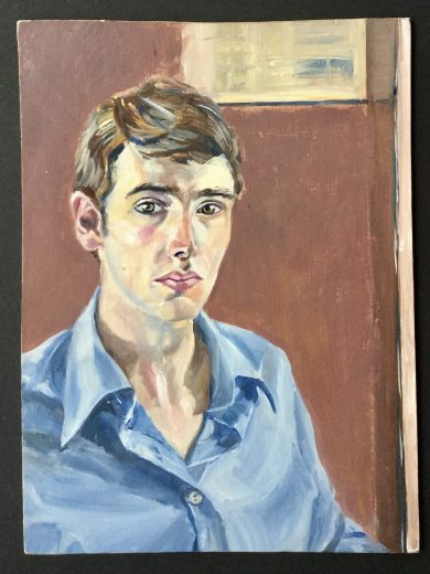 Self-Portrait, 1981