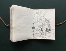 Sketchbook, Mark, 2002
