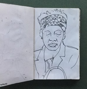 Sketchbook, 1986