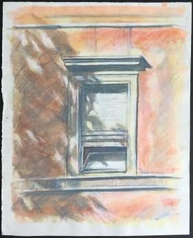 Window I, Rome, 1987