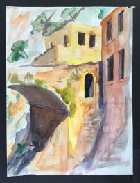 Bridge, Umbria, 2000