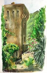 Watchtower, Corsica, 2003