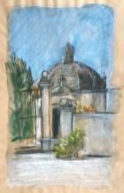 Cathédrale du Nebbio, Saint-Florent, Corsica, 2003