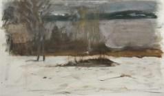 Coastal View - December, Castine, 2010 3