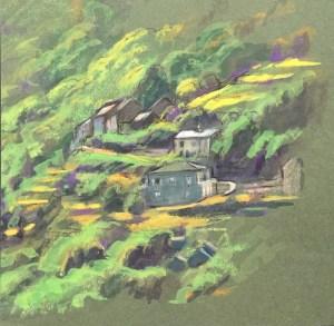 Nonza, Corsica, 2003