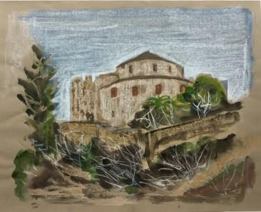 Citadel, Saint-Florent, Corsica, 2003